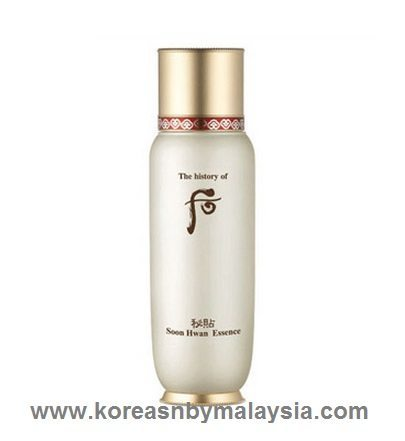 The History of Whoo Bichup Soon Hwan Essence 85 ml malaysia beauty skincare makeup online product price