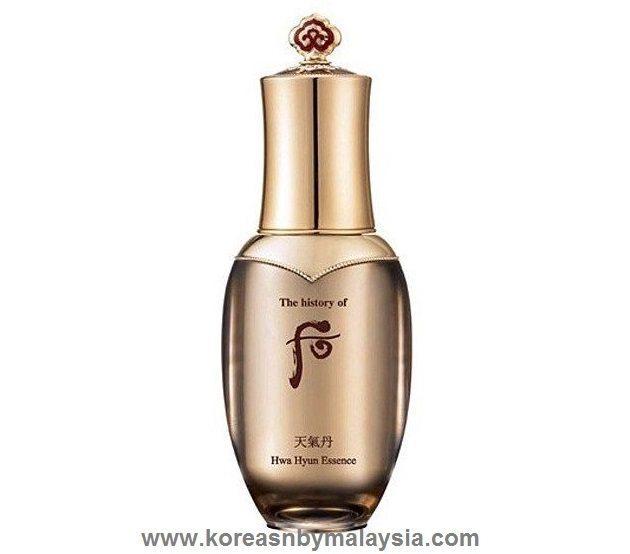The History of Whoo Cheongidan HwaHyun Essence 50ml malaysia beauty skincare makeup online product price