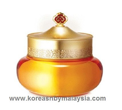 The History of Whoo Gongjinhyang In Yang Neck and Face Sleeping Repair 75ml malaysia beauty skincare makeup online product price