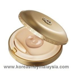 The History of Whoo Gongjinhyang Mi Cream Pact SPF 34 PA++ 15g + 15g [Refill] malaysia beauty skincare makeup online product price
