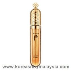 The History of Whoo Gongjinhyang Mi Luxury Gloss SPF 10 3.5g malaysia beauty skincare makeup online product price