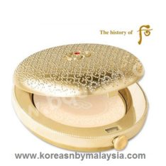The History of Whoo Gongjinhyang Mi Powder Compact SPF 30 PA++ 14g malaysia beauty skincare makeup online product price