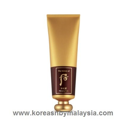 The History of Whoo Gongjinhyang Nok Yong Pack 120ml malaysia beauty skincare makeup online product price