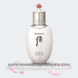 The History of Whoo Gongjinhyang Seol Whitening Lotion 110ml malaysia beauty skincare makeup online product price
