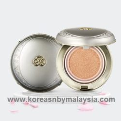The History of Whoo Gongjinhyang Seol Whitening and Moisture Glow Cushion SPF 50 PA+++ 15g + 15g [Refill] malaysia beauty skincare makeup online product price