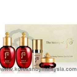 The History of Whoo Bichup Ja Saeng Essence Special Gift 4 pcs 50ml malaysia beauty skincare makeup online product price