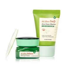 Etude House AC Clinic Intense Red Spot Balm Set 20ml + 30ml malaysia cleansing makeup cosmetic skincare online shop