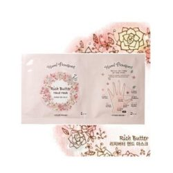 Etude House Hand Bouquet Rich Butter Hand Mask 16g malaysia cleansing makeup cosmetic skincare online shop