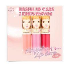 Etude House Kissful Lip Care 3.5g malaysia cleansing makeup cosmetic skincare online shop