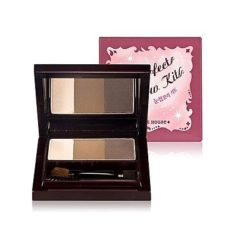 Etude House Perfect Brow Kit 6g malaysia cleansing makeup cosmetic skincare online shop