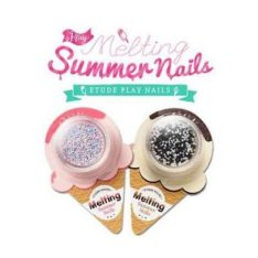 Etude House Play Nail Melting Summer Nails 8ml [Ice Cream] malaysia cleansing makeup cosmetic skincare online shop