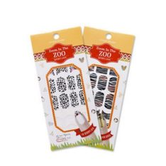 Etude House Zoom In The Zoo Deep French Sticker 1 Sheet 9g malaysia cleansing makeup cosmetic skincare online shop