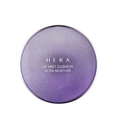 Hera UV Mist Cushion Ultra Moisture SPF 34 PA++ 15g + 15g [Refill] malaysia cleansing skincare beautycare cosmetic makeup online shop