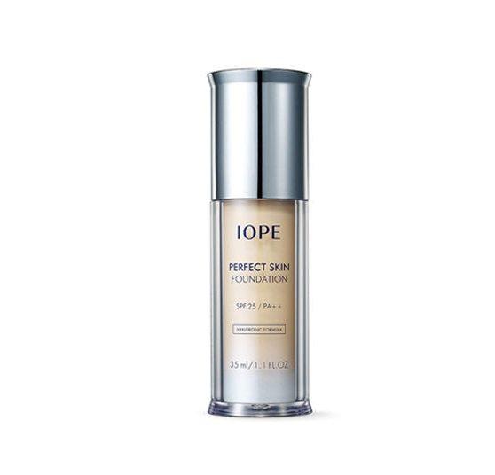IOPE Perfect Skin Foundation SPF 25 PA++ 35ml malaysia korean cosmetic skincare shop
