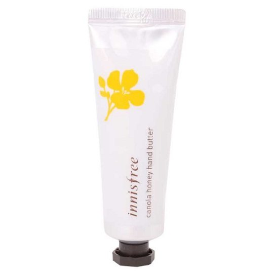 Innisfree Canola Honey Hand Butter korean cosmetic skincare product online shop malaysia china india