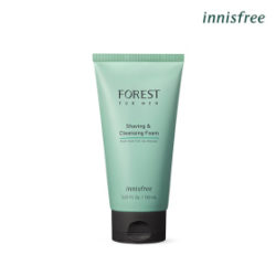 Innisfree Forest For Men Shaving & Cleansing Foam Philippines, Vietnam, Thailand