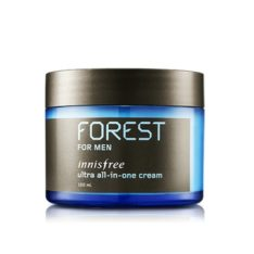 Innisfree Forest For Men Ultra All-In-One Cream malaysia cleansing skincare beautycare cosmetic makeup online shop