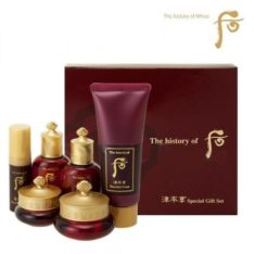 The History of Whoo Jinyulhyang Special Gift Set 6 pcs 99ml malaysia beauty skincare makeup online product price