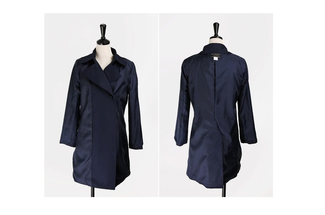 Combing Trench Coat Korean Jacket fasion shop malaysia germany france hongkong13