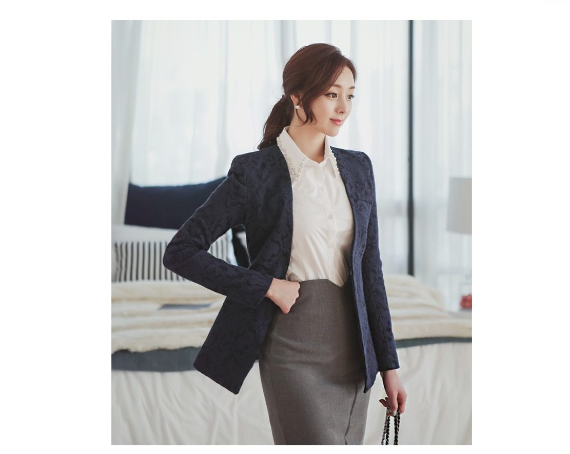 Darling De Jacket Korean Style Fashion 2015