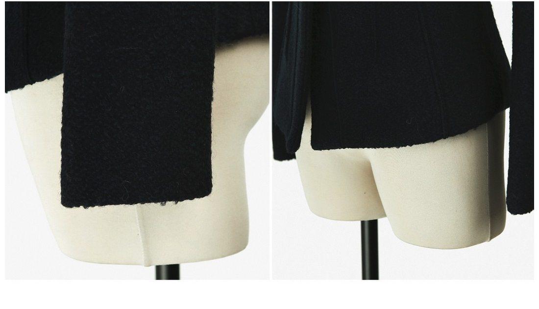 Incision Line Wool Jacket Korean fasion 2014 online shop malaysia singapore brunei indonesia15