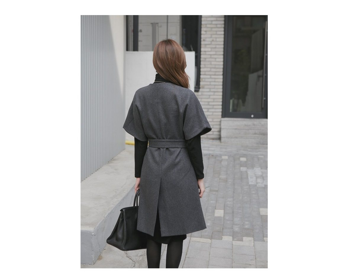 Kale Stingray Belt Coat Korean fasion 2014 online shop malaysia singapore brunei indonesia china7