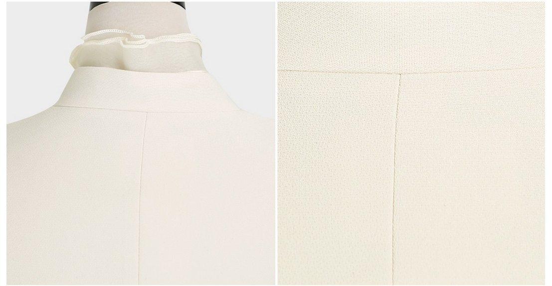 Luxury Detachable Ruffle Jacket Korean fasion online shop malaysia singapore brunei indonesia17