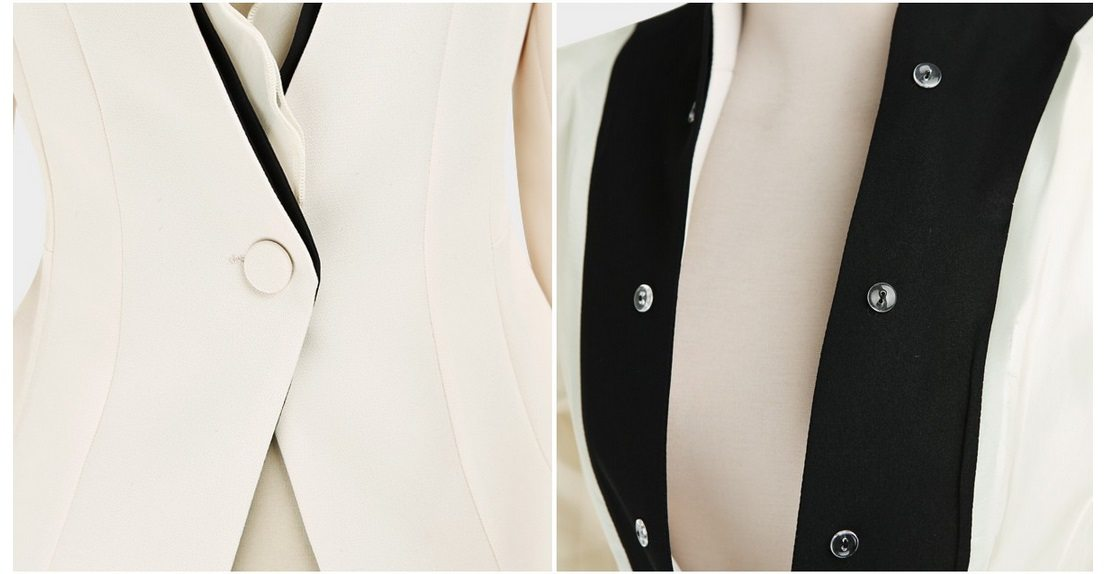 Luxury Detachable Ruffle Jacket Korean fasion online shop malaysia singapore brunei indonesia18