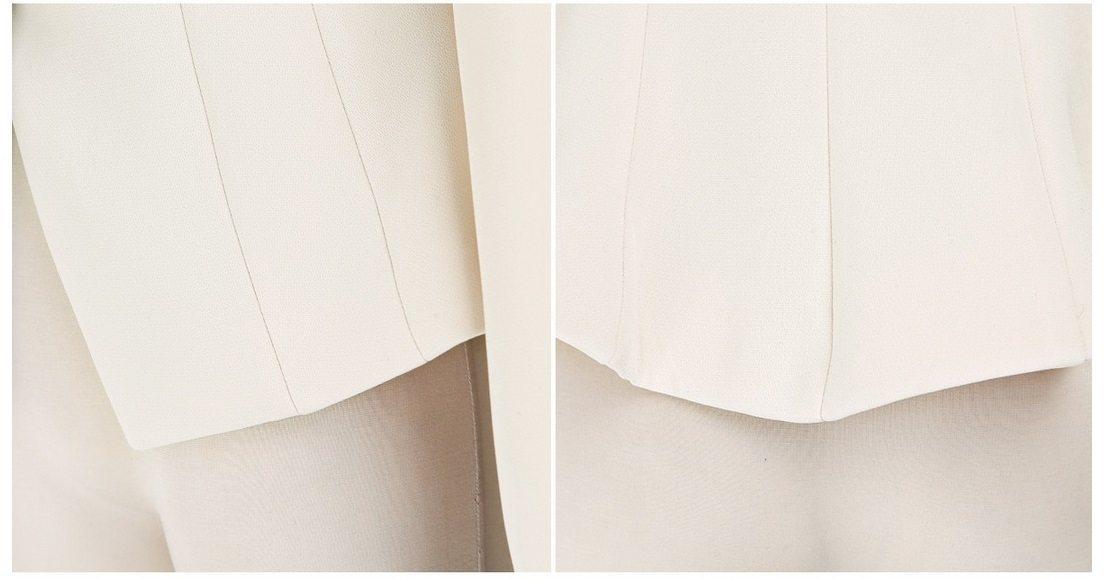 Luxury Detachable Ruffle Jacket Korean fasion online shop malaysia singapore brunei indonesia20
