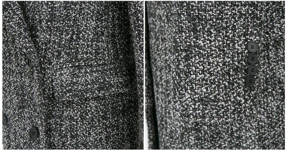 Magic Wool Tweed Coat Korean fasion 2014 online shop malaysia singapore brunei indonesia china12