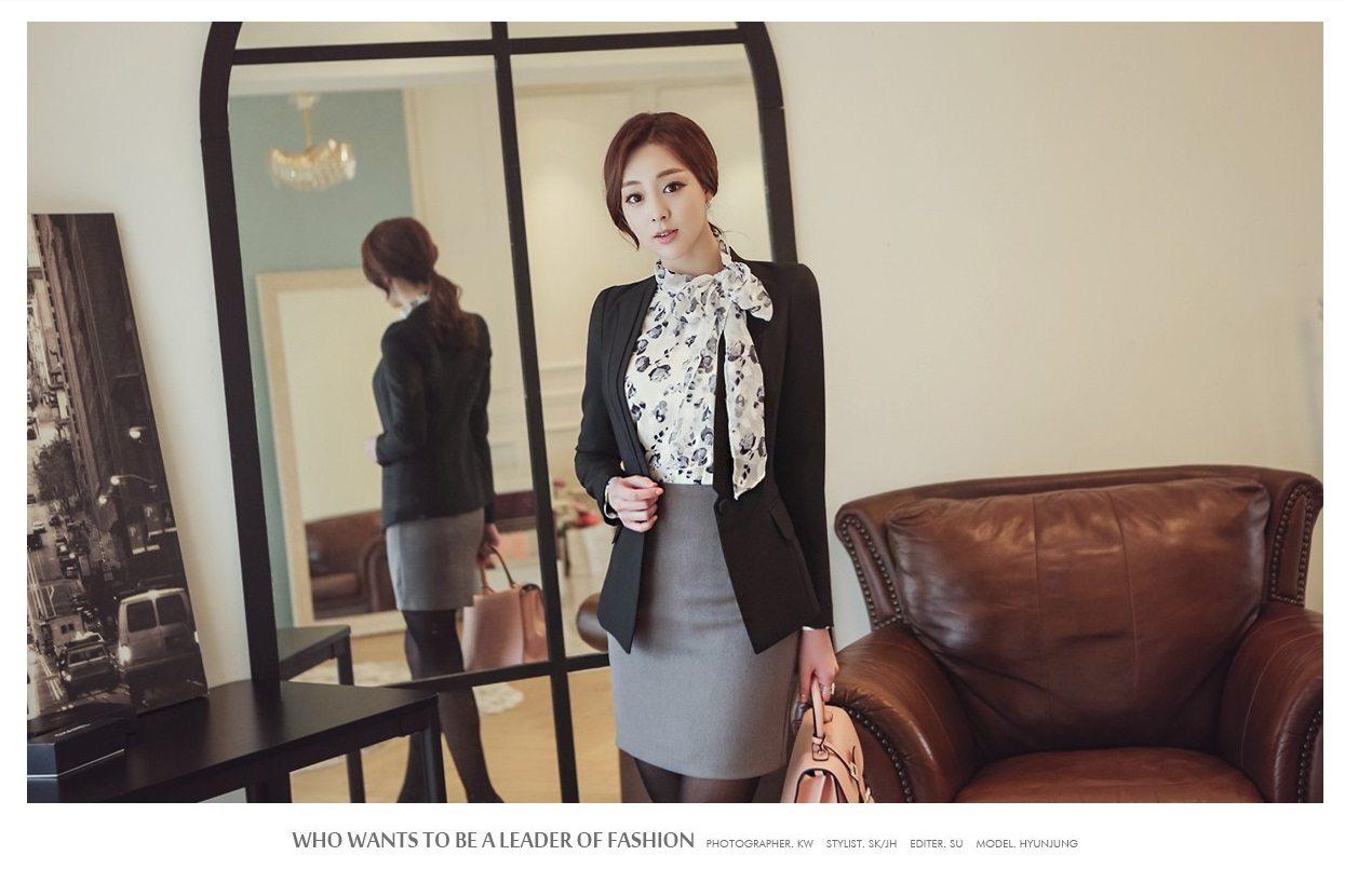 Mode Cut Jacket Korean fasion 2015 online shop malaysia singapore hongkong taiwan china1