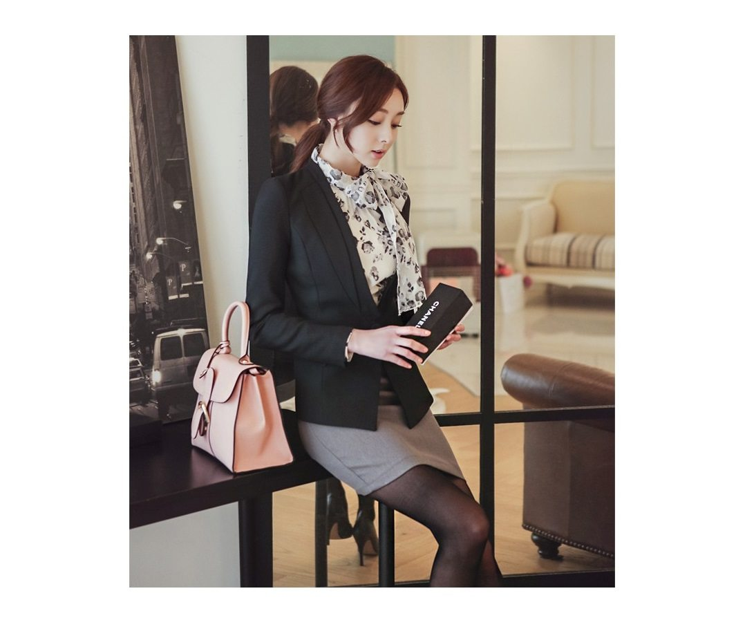 Mode Cut Jacket Korean fasion 2015 online shop malaysia singapore hongkong taiwan china3