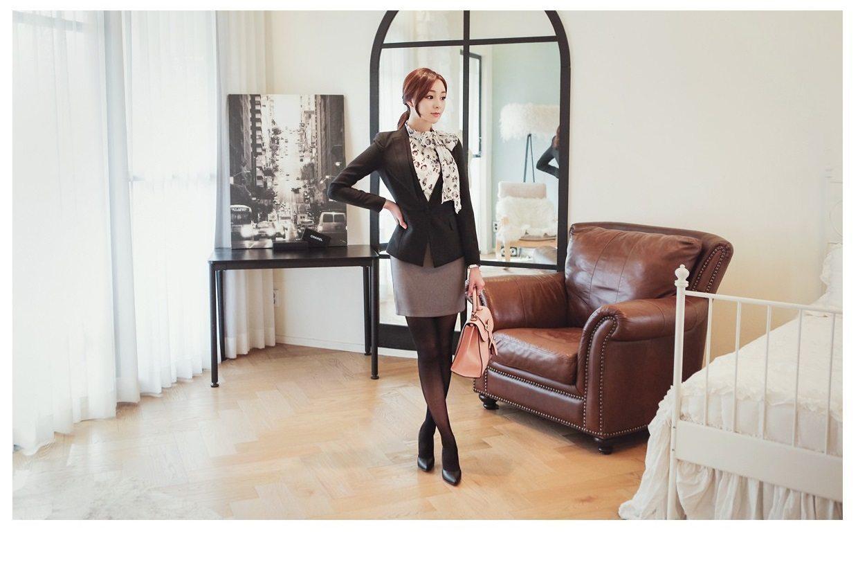 Mode Cut Jacket Korean fasion 2015 online shop malaysia singapore hongkong taiwan china7