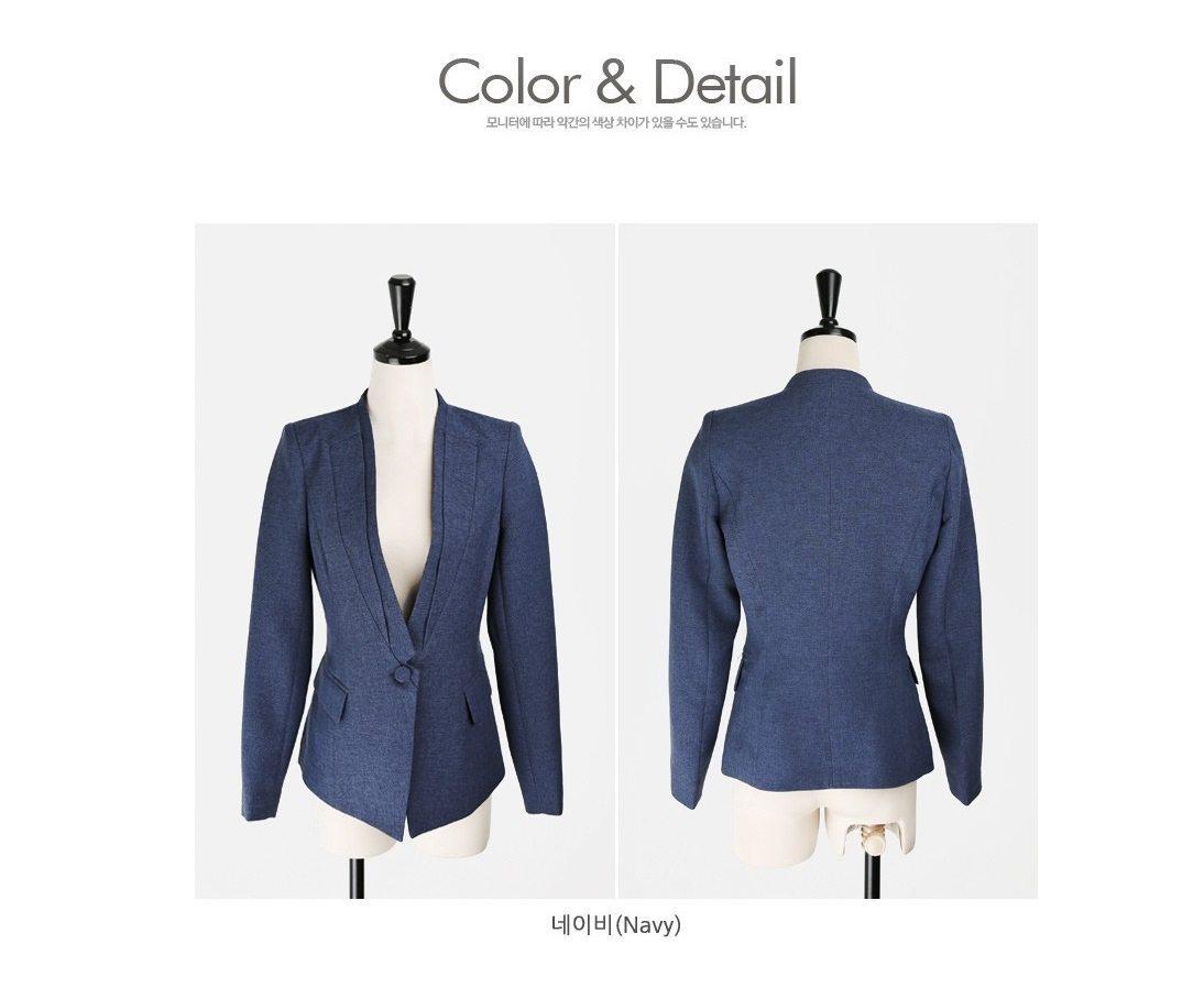 Mode Cut Jacket Korean fasion 2015 online shop malaysia singapore hongkong taiwan china9