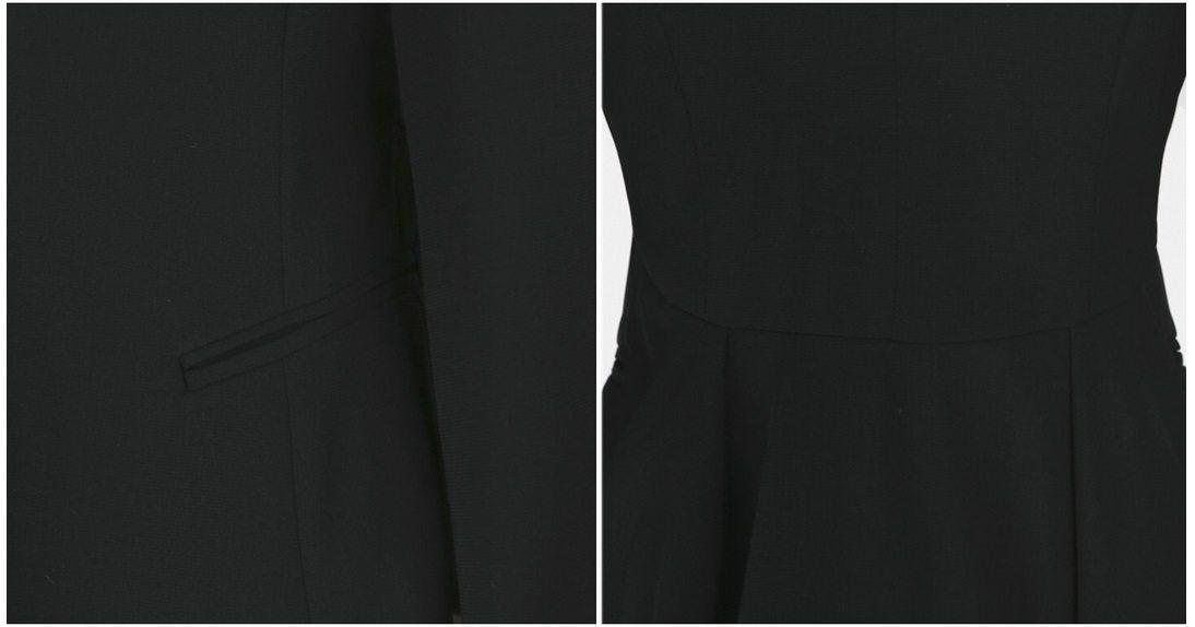 Pearl Beading Slim Line Jacket Korean fasion 2015 online shop malaysia singapore brunei indonesia china14