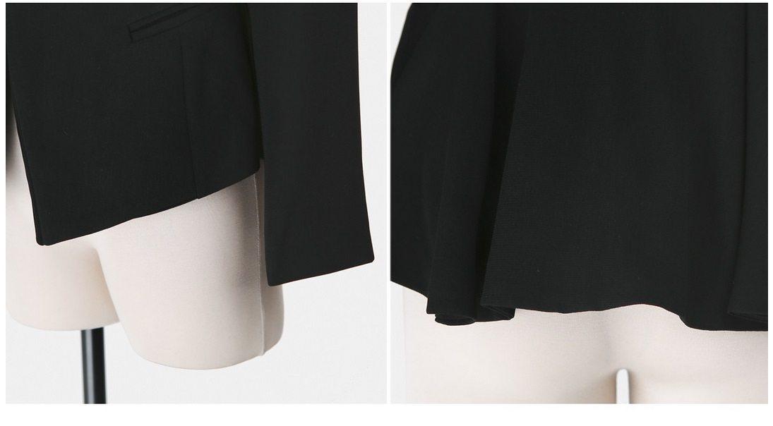 Pearl Beading Slim Line Jacket Korean fasion 2015 online shop malaysia singapore brunei indonesia china15