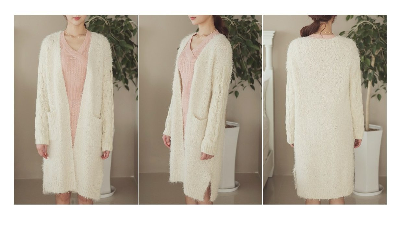 Pogeulyi Knit Long Cardigan Korean fasion 2014 online shop malaysia singapore brunei indonesia (10)
