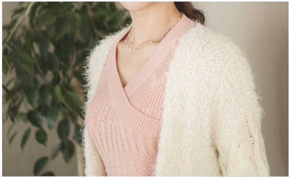 Pogeulyi Knit Long Cardigan Korean fasion 2014 online shop malaysia singapore brunei indonesia (7)