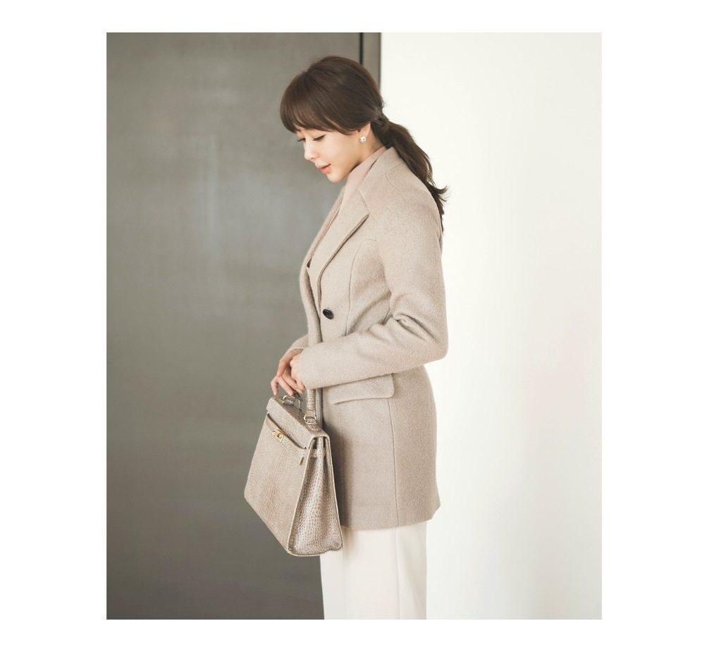 Sandra Double Wool Coat Korean fasion 2014 online shop malaysia singapore brunei indonesia china3