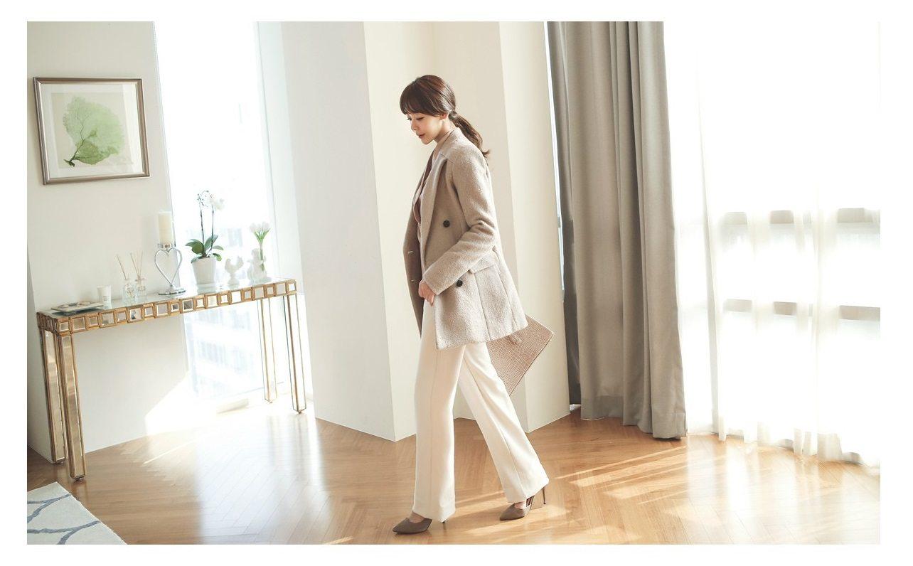 Sandra Double Wool Coat Korean fasion 2014 online shop malaysia singapore brunei indonesia china6
