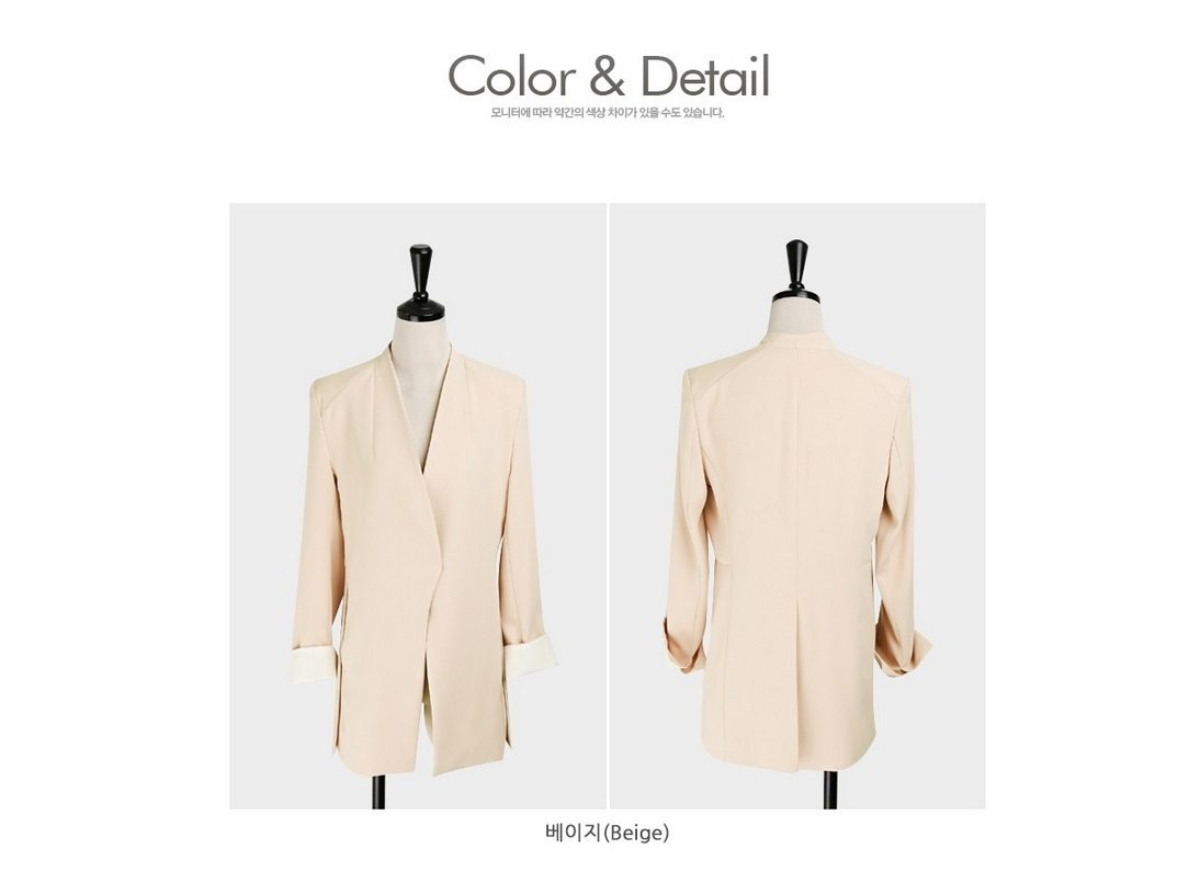 c6b5c0967 ... Soul Nokara Color Jacket Korea fashion shop online malaysia singapore  brunei10 ...
