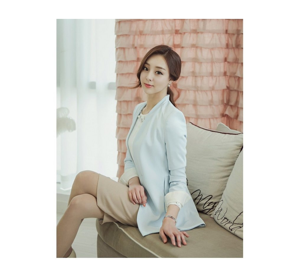 980889eb0 ... Soul Nokara Color Jacket Korea fashion shop online malaysia singapore  brunei3 ...