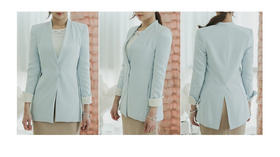 773c0baf0 ... Soul Nokara Color Jacket Korea fashion shop online malaysia singapore  brunei9 ...