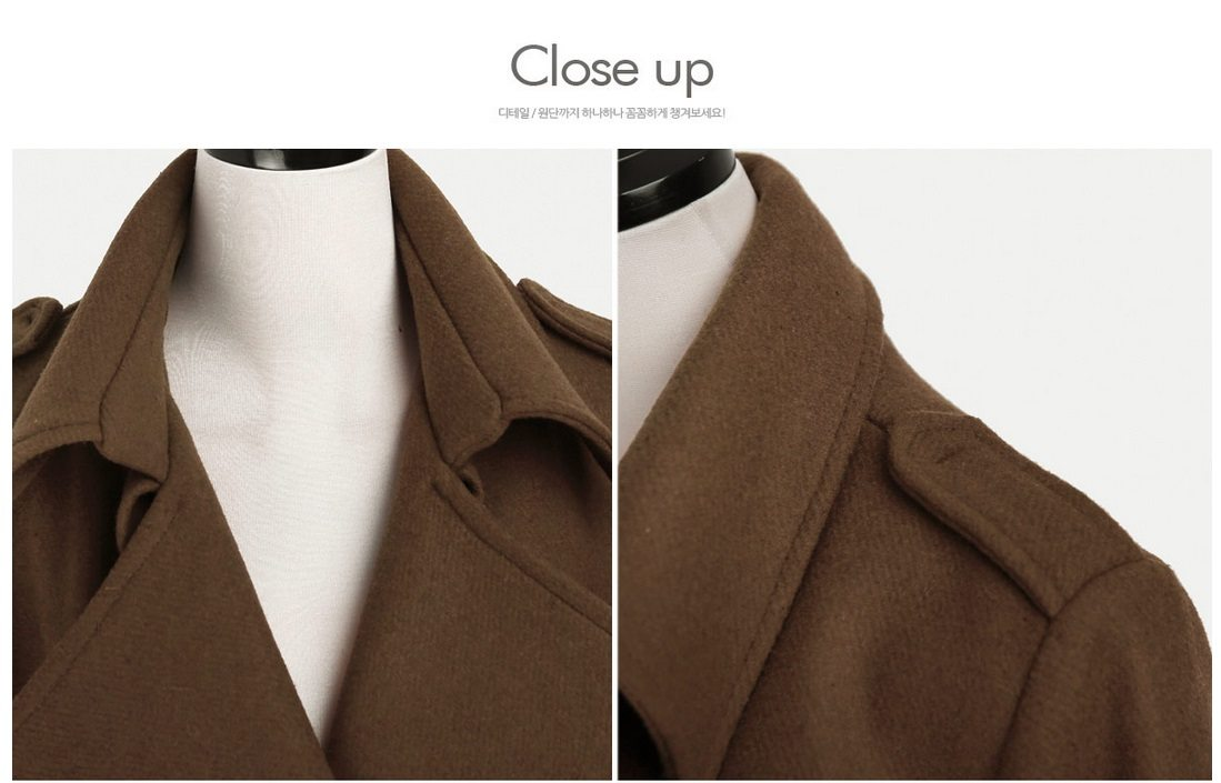 Tales Wool Trench Coat Korean fasion 2014 online shop malaysia singapore brunei indonesia china11