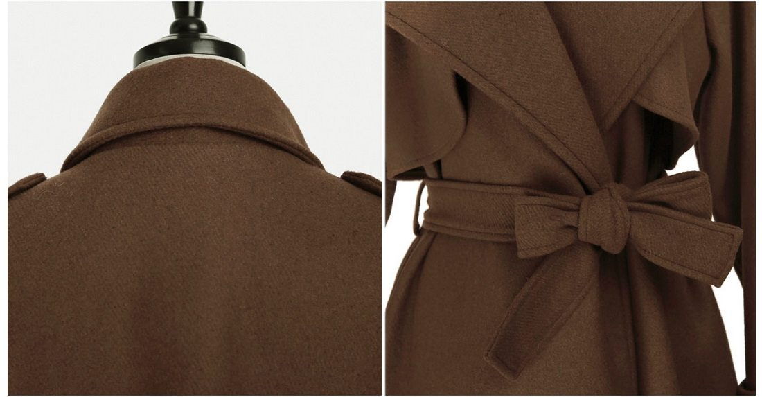 Tales Wool Trench Coat Korean fasion 2014 online shop malaysia singapore brunei indonesia china12