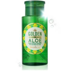 Banila Co. Golden Aloe Cleansing Water 200ml korean cosmetic skincare product online shop malaysia singapore indonesia