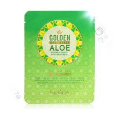 Banila Co. Golden Aloe Mask Sheet 21ml [Brightening] korean cosmetic skincare shop malaysia singapore indonesia