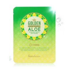 Banila Co. Golden Aloe Mask Sheet 21ml [Firming] korean cosmetic skincare shop malaysia singapore indonesia