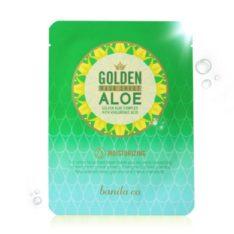Banila Co. Golden Aloe Mask Sheet 21ml [Moisture] korean cosmetic skincare shop malaysia singapore indonesia