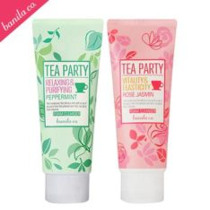 Banila Co. Tea Party Foam Cleanser korean cosmetic skincare product online shop malaysia singapore indonesia